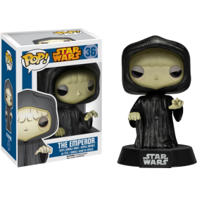 Star Wars Emperor Palpatine Pop! Vinyl